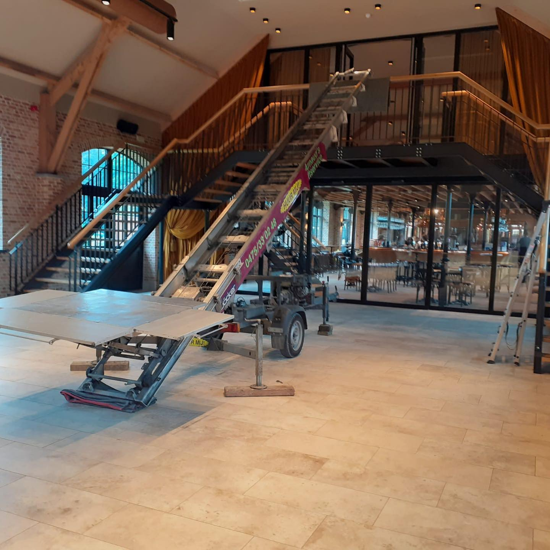 Verhuizingen Gent ✅ Liftservice, verhuisbedrijf, kantoorverhuizingen